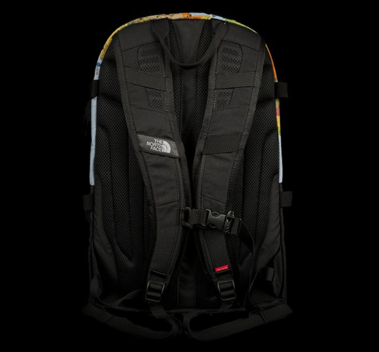 Supreme X The North Face Expedition Map Backpack