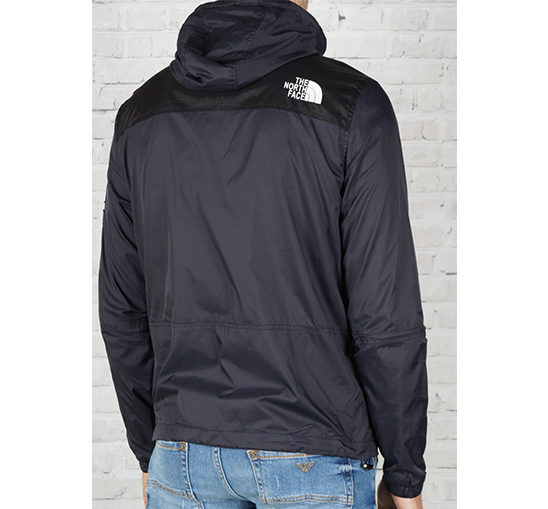 TNF мужская куртка The North Face x Supreme — Navy